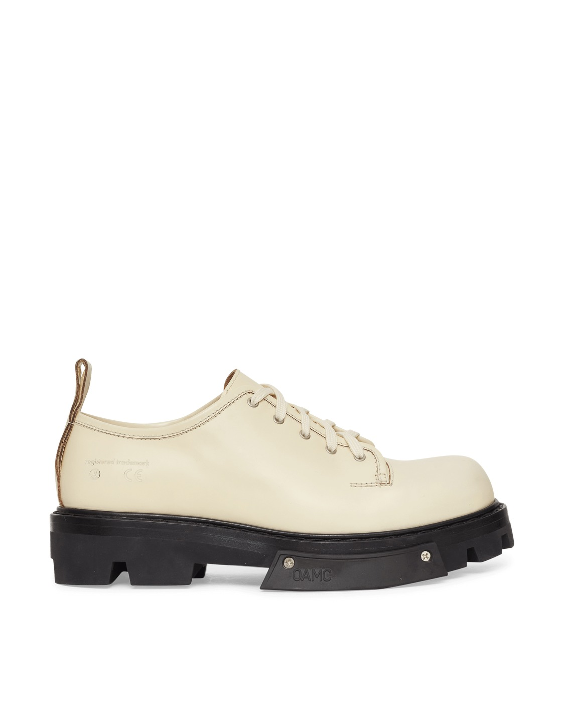 Photo: Oamc Exit Shoes Off White