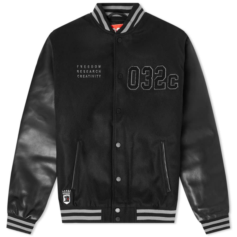 Photo: 032c College Jacket