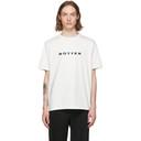 Botter Off-White Logo T-Shirt