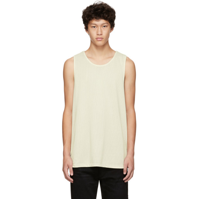 Photo: Essentials Reversible White and Black Tank Top