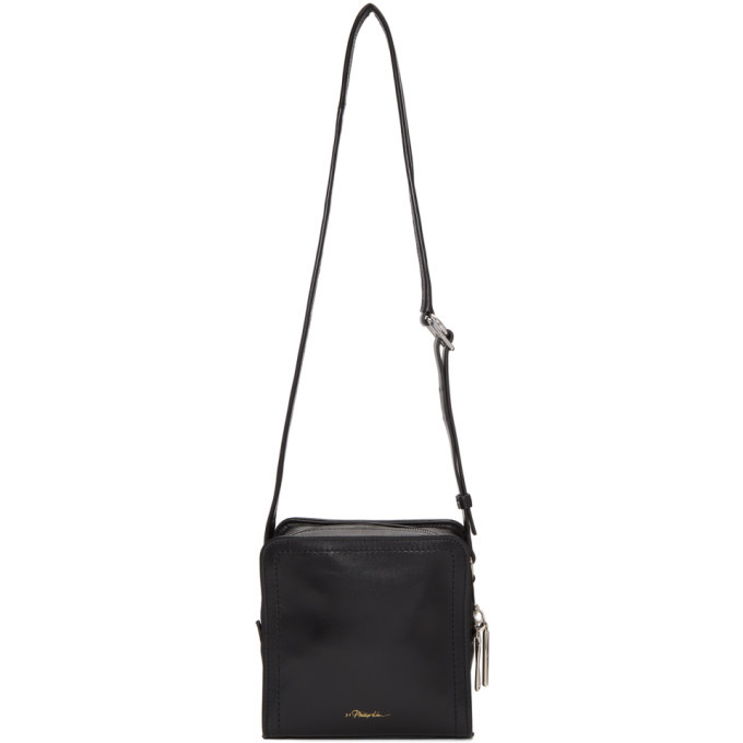 3.1 Phillip Lim Black Mini Hudson Bag