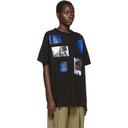 Raf Simons Black Six Picture T-Shirt