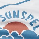 Sunspel - Printed Cotton-Jersey T-Shirt - White