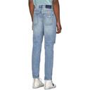Ksubi Blue Wolf Gang No Rules Jeans