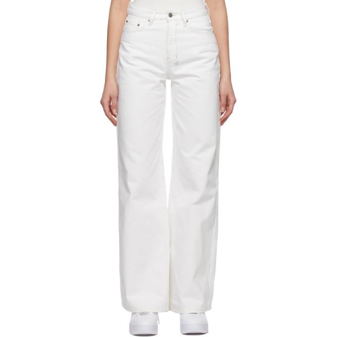 Ksubi White Kicker Jeans