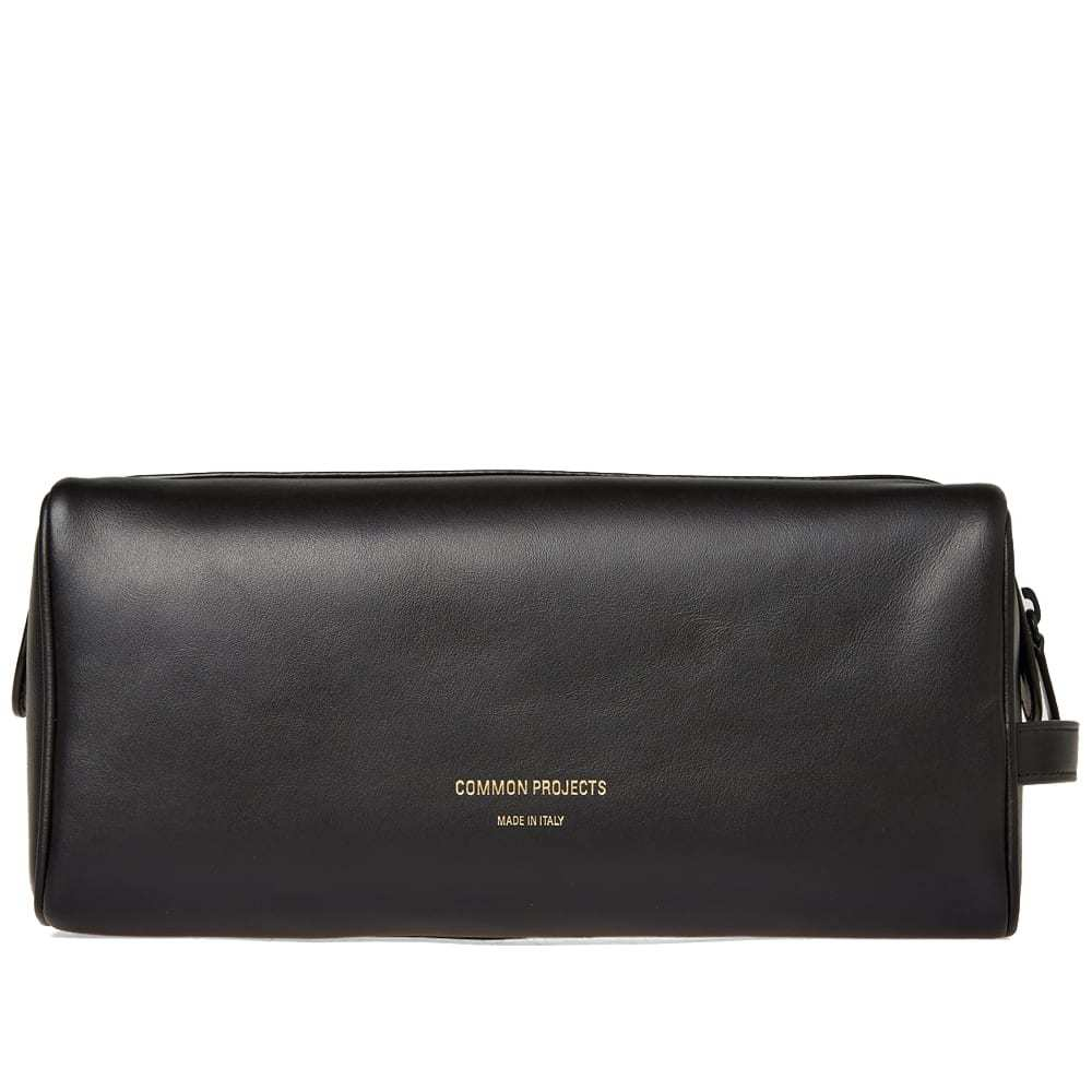 Common Projects Leather Toiletry Bag