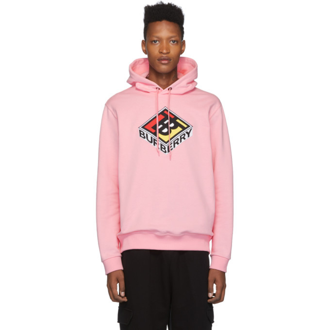 Photo: Burberry Pink Albi Hoodie
