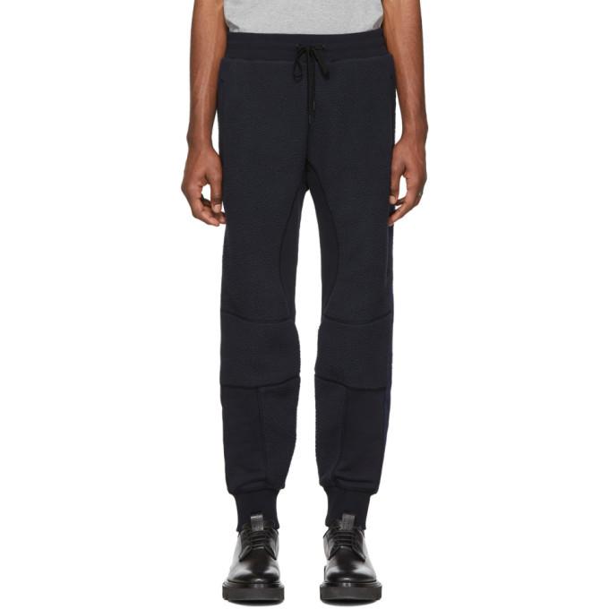 Photo: Coach 1941 Navy Fleece Lounge Pants