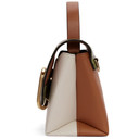 3.1 Phillip Lim Green Python Mini Alix Top Handle Bag