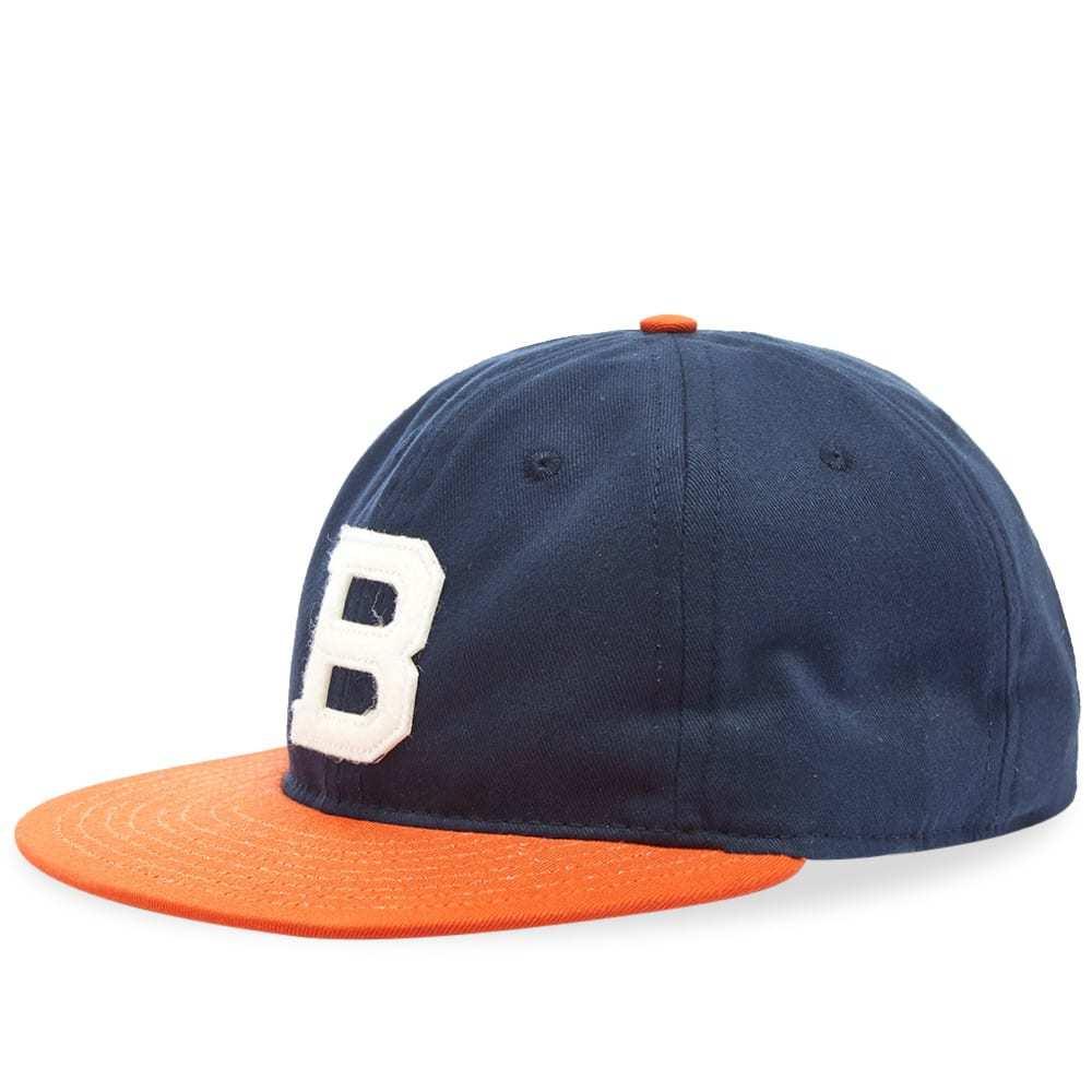 Photo: Ebbets Field Flannels Brooklyn Bushwicks 1949 Cotton Cap