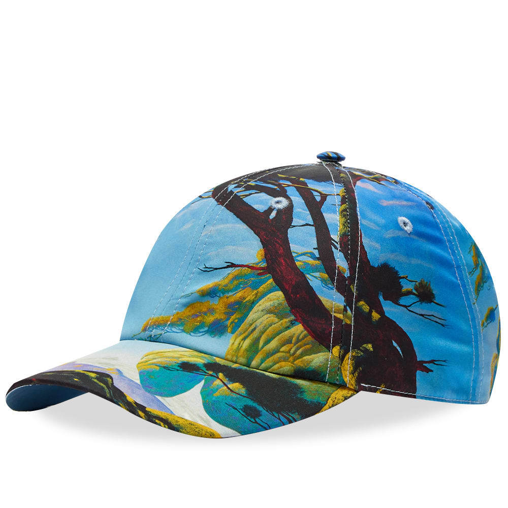Valentino x Roger Dean Floating Island Baseball Cap