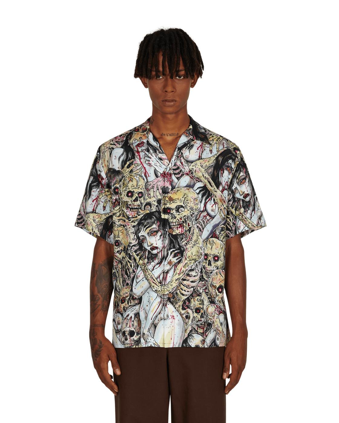Photo: Wacko Maria Tim Lehi Hawaiian Shirt (Type 3) Multi