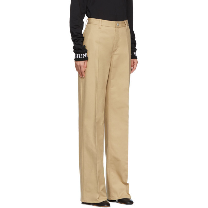Won Hundred Brown Kelis Trousers