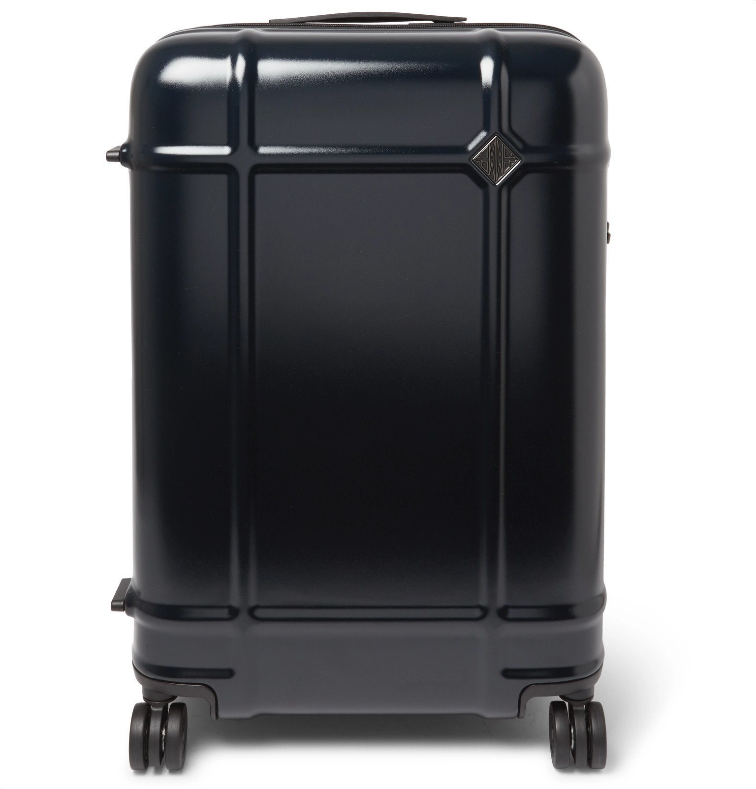 Photo: Fabbrica Pelletterie Milano - Globe Spinner 68cm Polycarbonate Suitcase - Blue