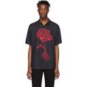 Ksubi Black No Daisy Shirt