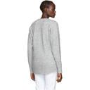3.1 Phillip Lim Grey Wool and Alpaca Sweater