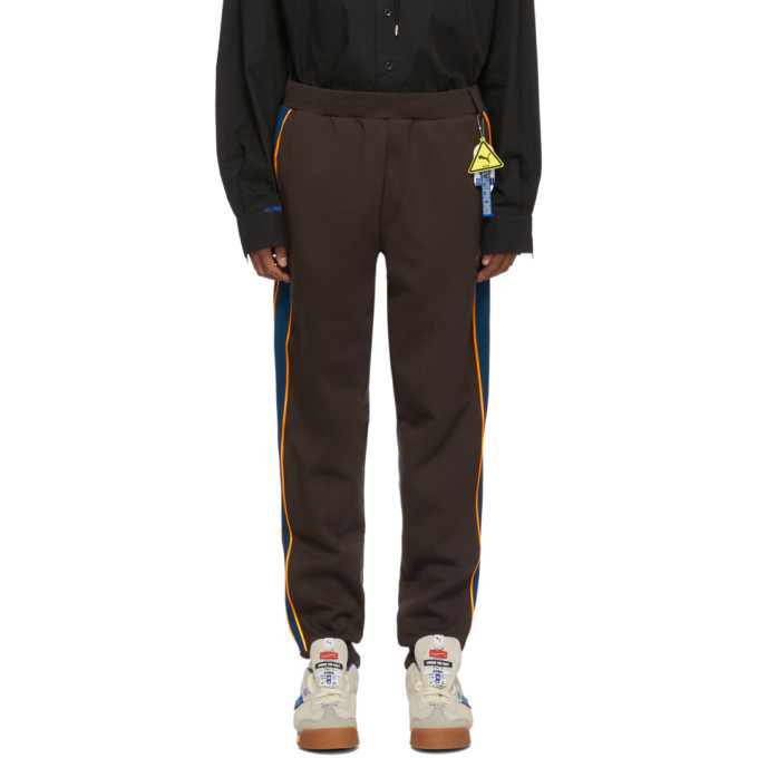 Photo: ADER error Brown Puma Edition T7 Lounge Pants