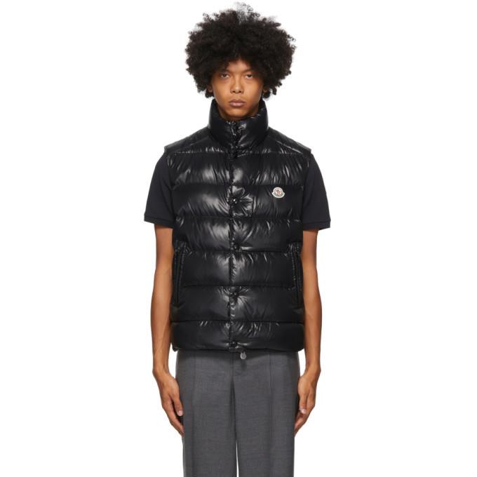 Photo: Moncler Black Down Tib Vest