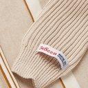 Martine Rose - Striped Merino Wool Half-Zip Sweater - Neutrals