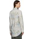 Acne Studios Blue Long Sleeve Shirt