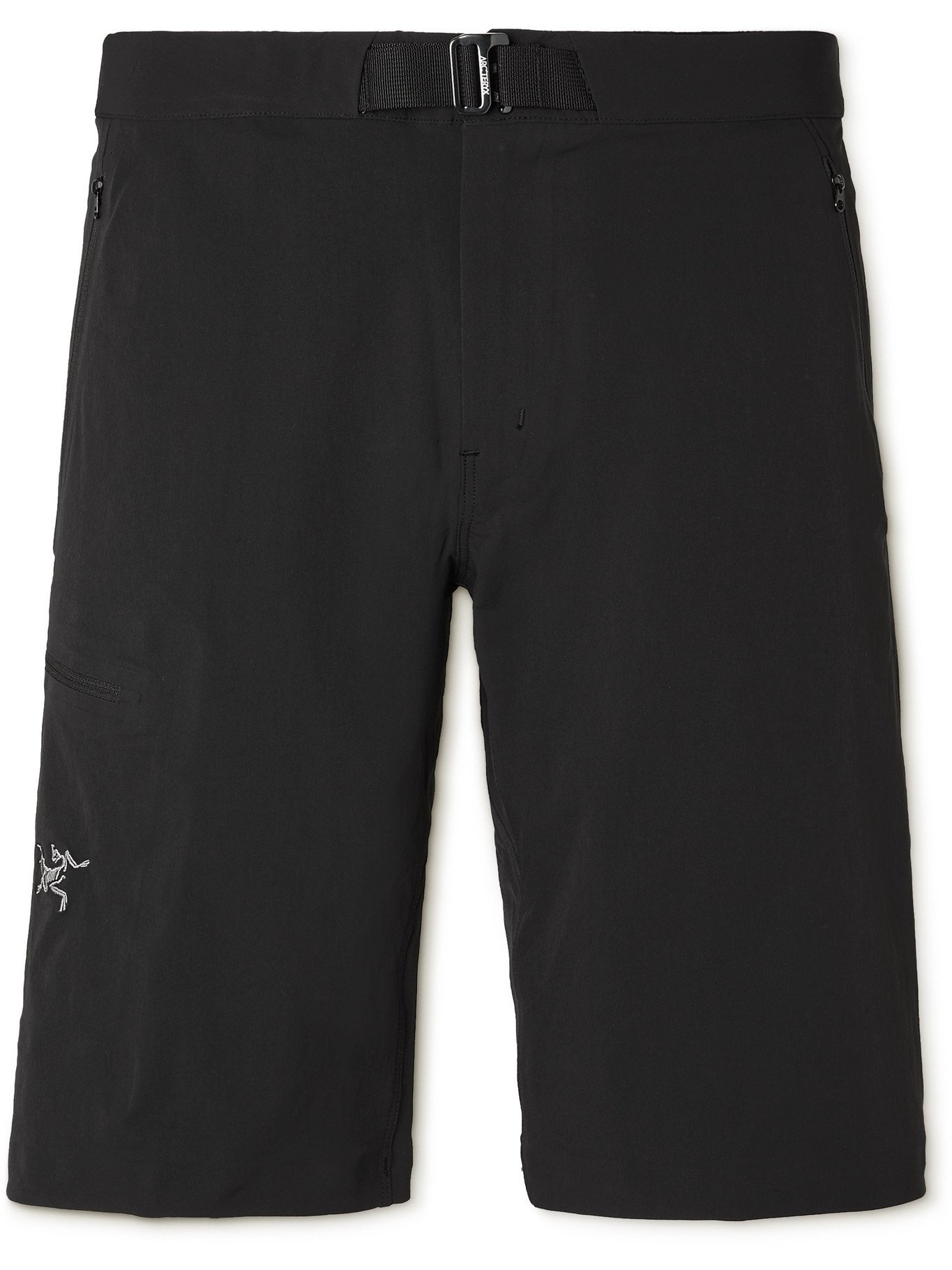 Photo: ARC'TERYX - Gamma LT Belted Fortius DW 2.0 Shorts - Black