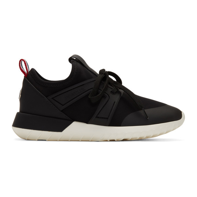 Photo: Moncler Black Meline Sneakers