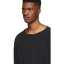 Ksubi Black Loose Morals T-Shirt
