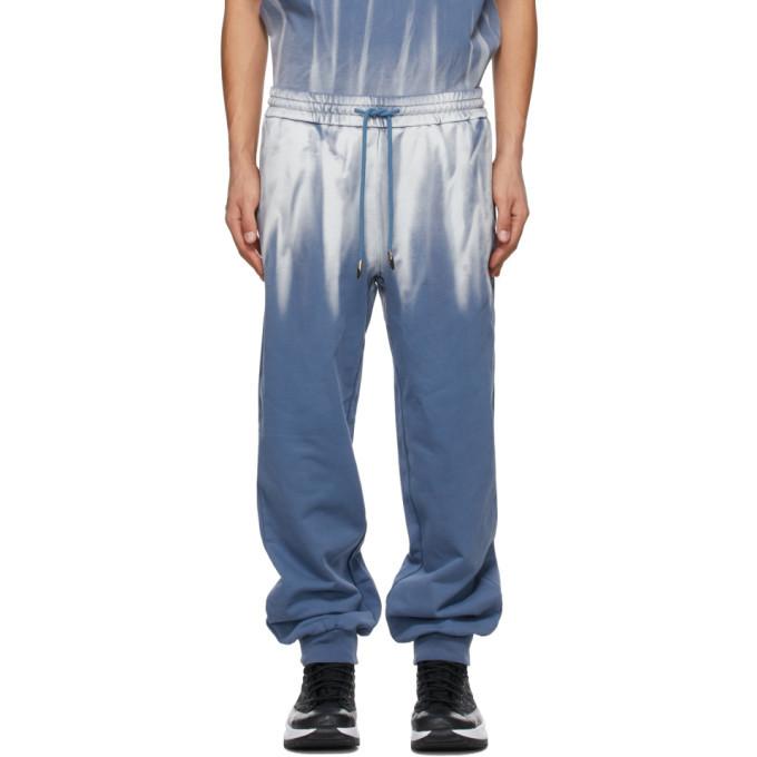 Photo: Feng Chen Wang Blue Tie-Dye Lounge Pants