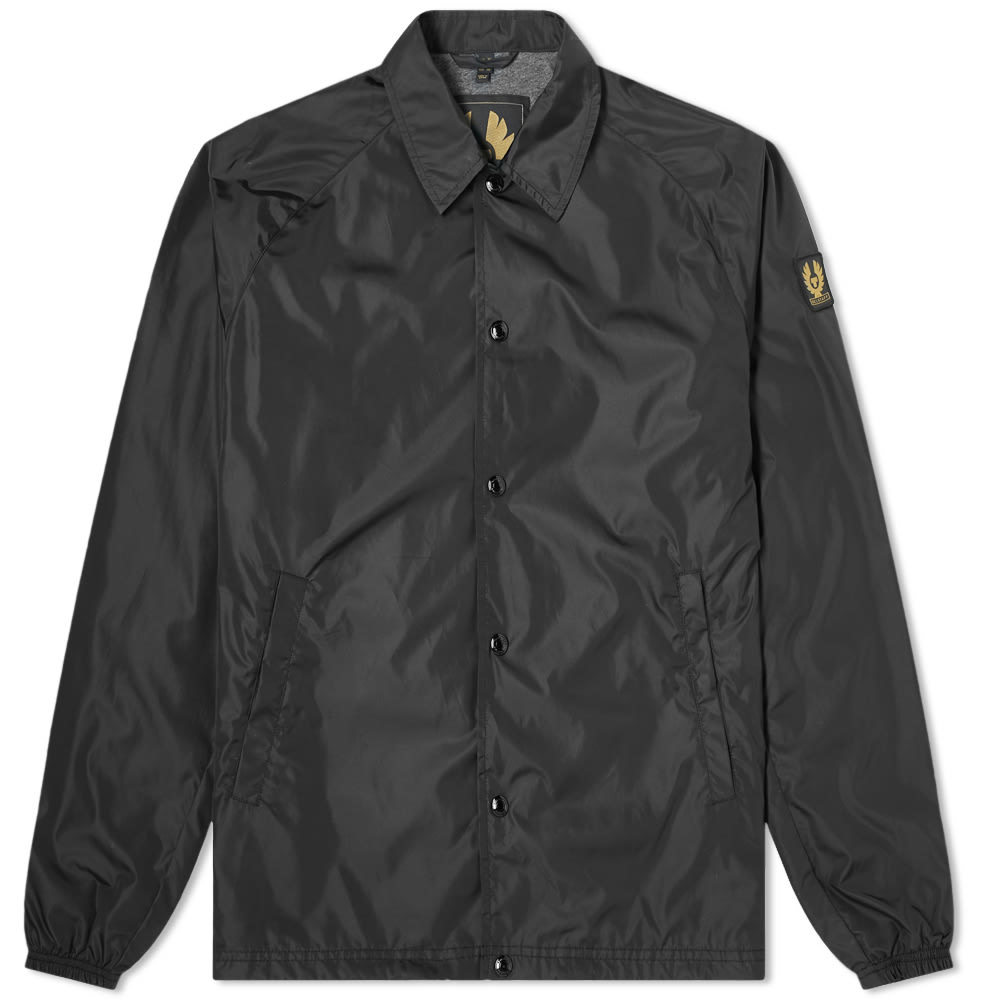 Photo: Belstaff Coach Jacket