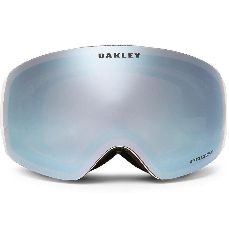 Photo: Oakley - Flight Deck XM Rimless Prizm Ski Goggles - Men - Gray