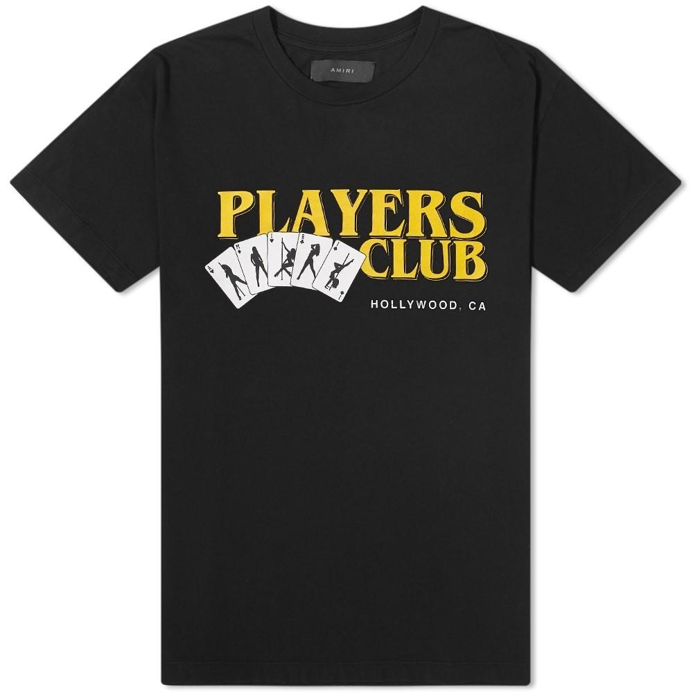 Photo: AMIRI Players Club Tee