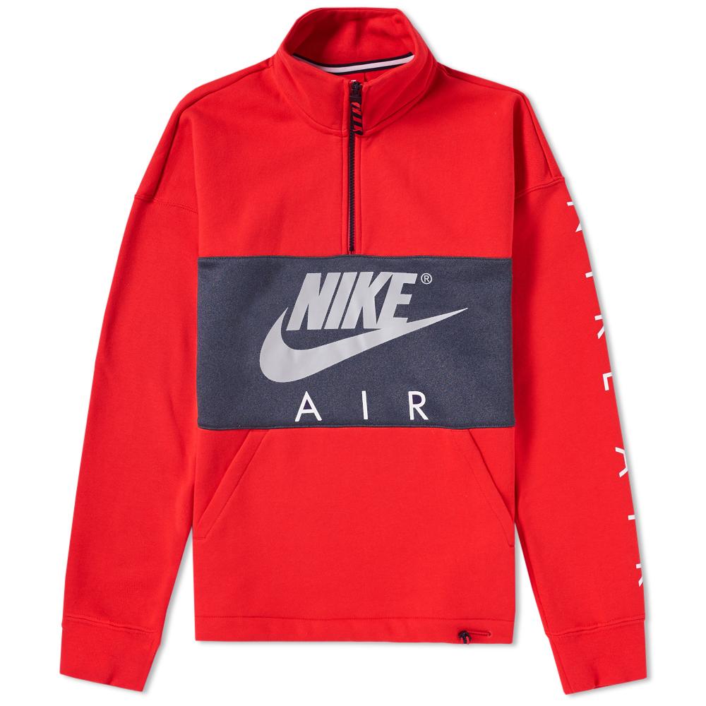 Photo: Nike Air Half Zip Fleece
