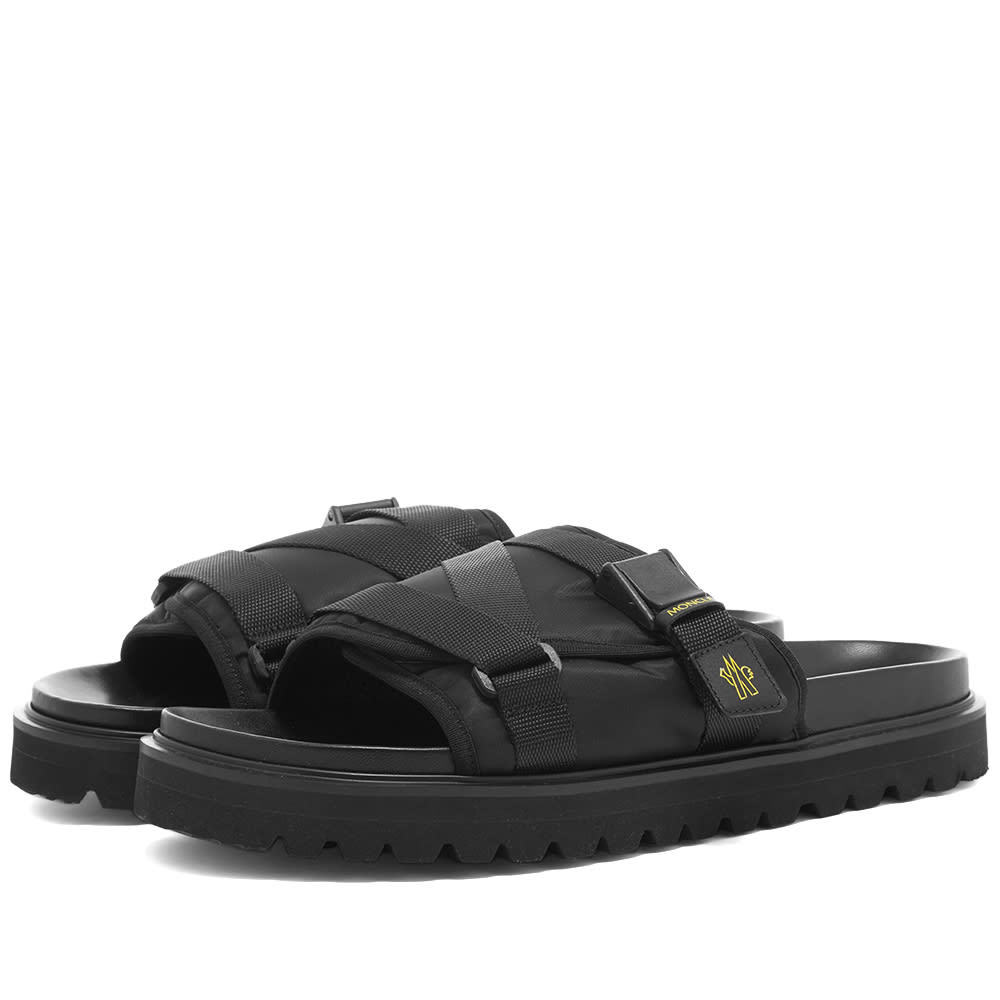 Photo: Moncler Fabrice Slide Sandal