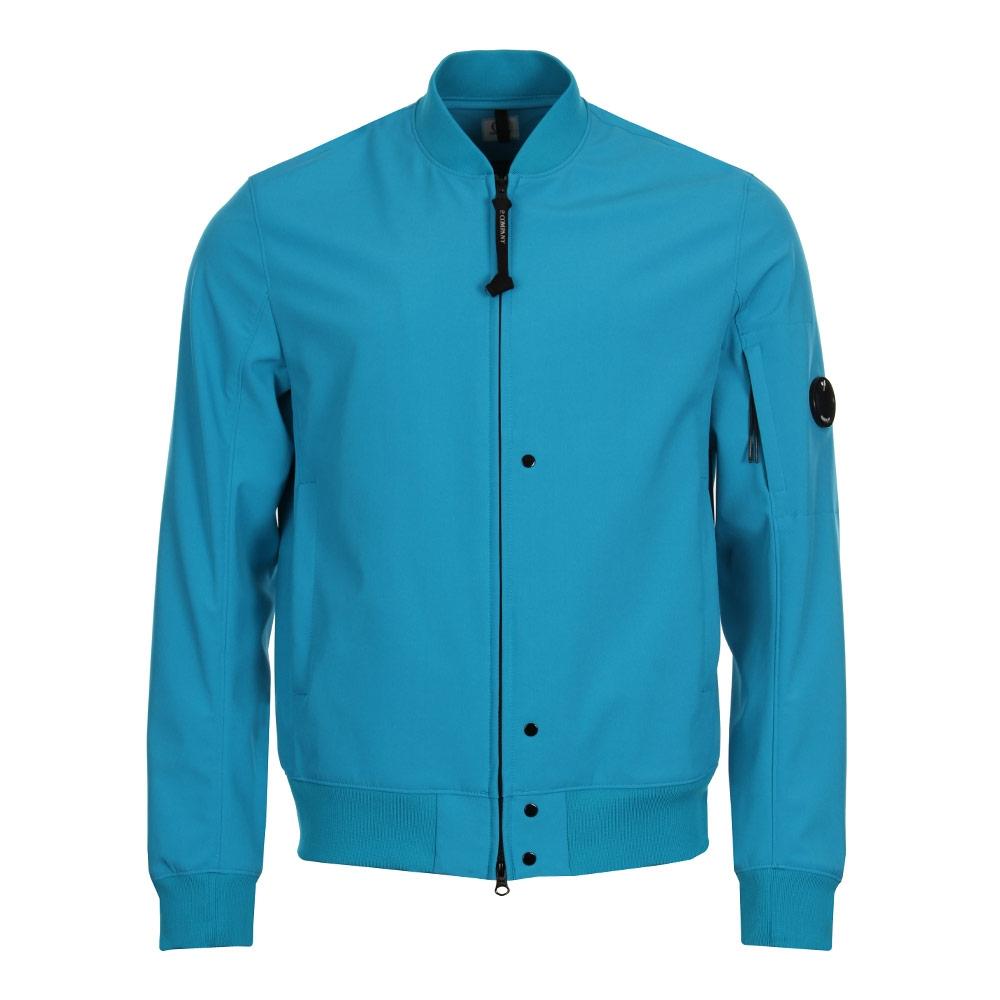 Short Jacket - Hawaiian Blue
