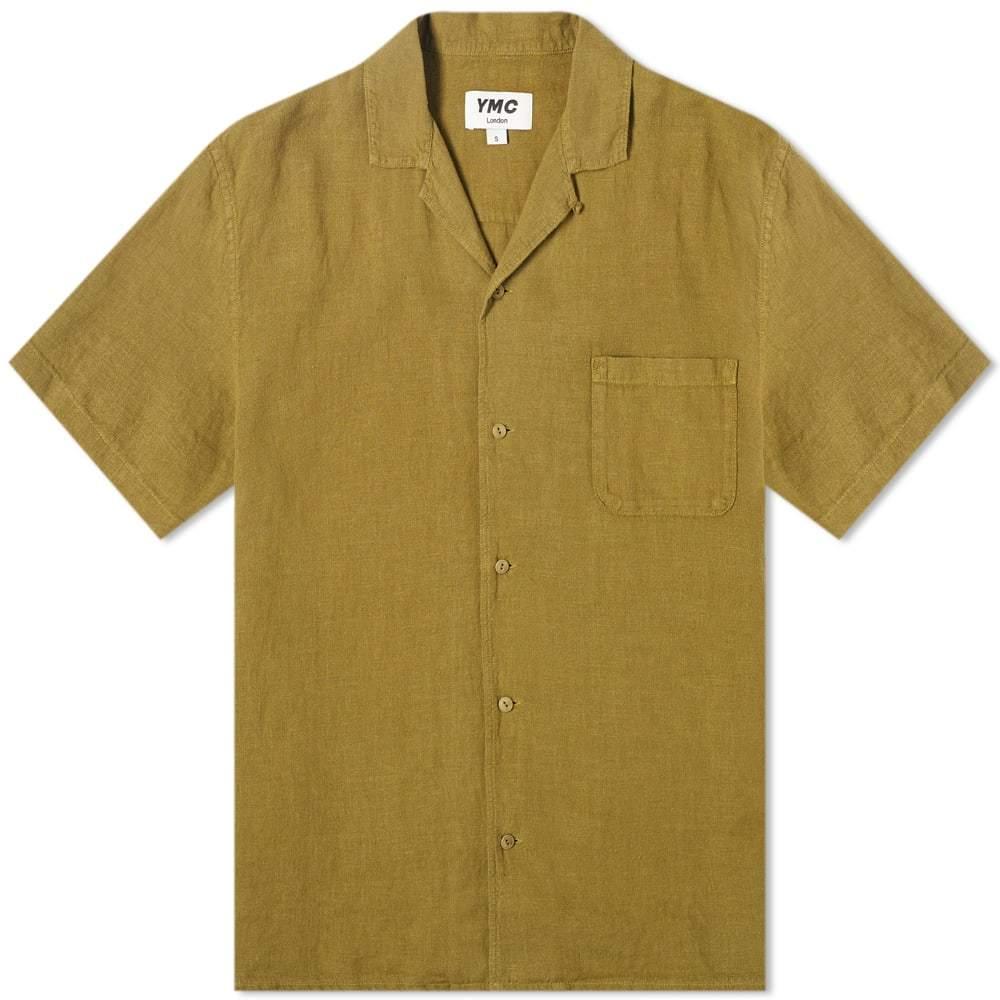 Photo: YMC Malick Linen Vacation Shirt