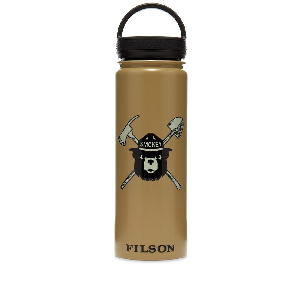 Filson Smokey Bear Insulated Water Bottle