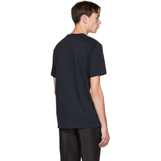 PS by Paul Smith Navy Hand T-Shirt