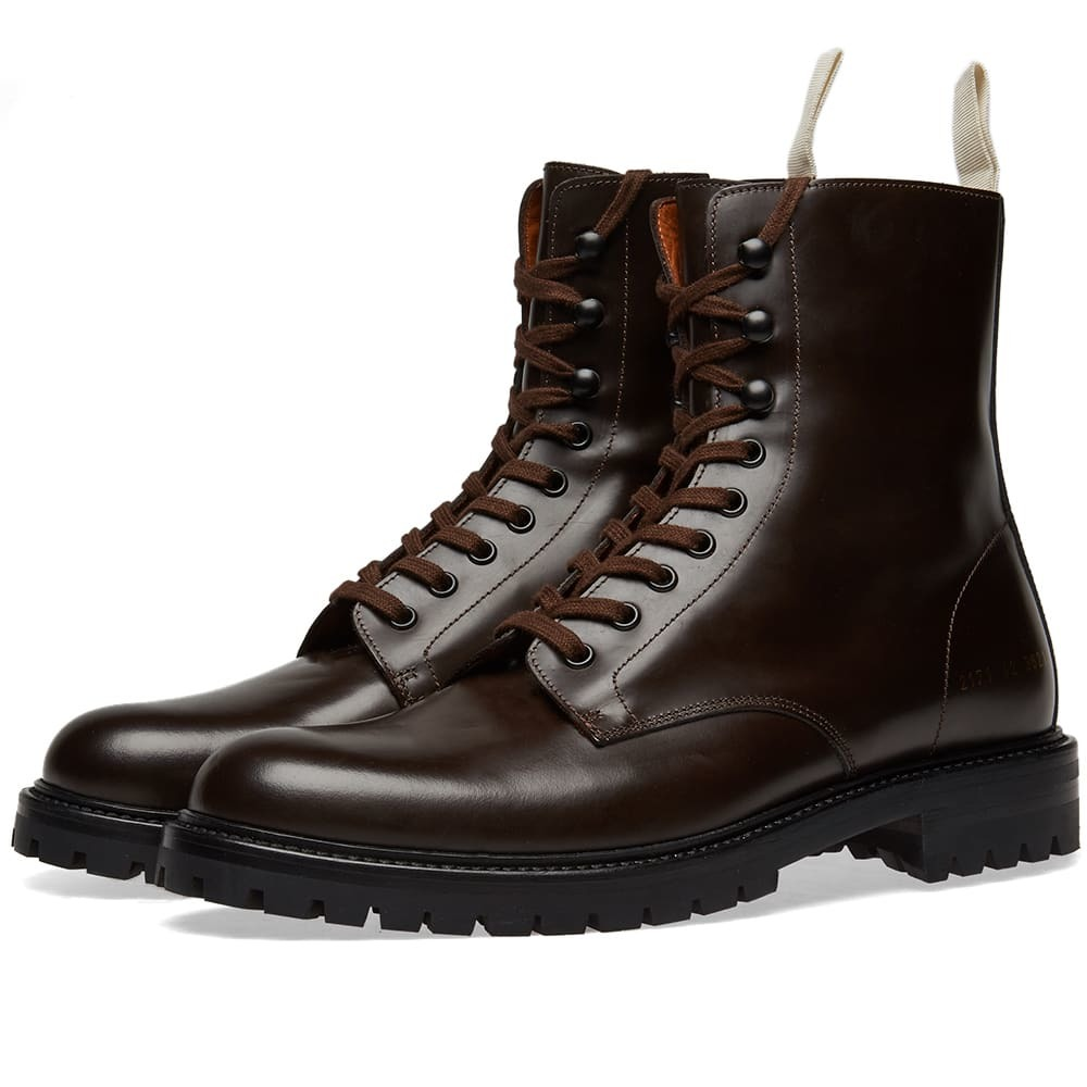 Photo: Common Projects Winter Combat Boot
