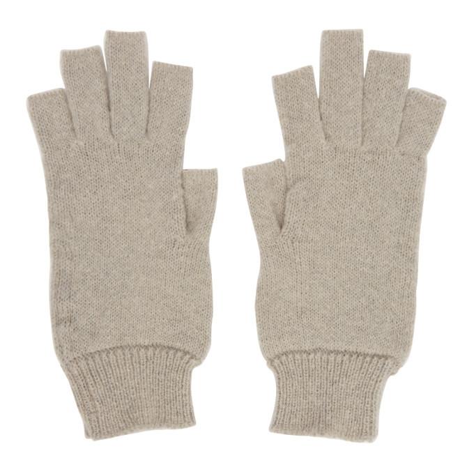 Photo: Rick Owens Off-White Fingerless Gloves