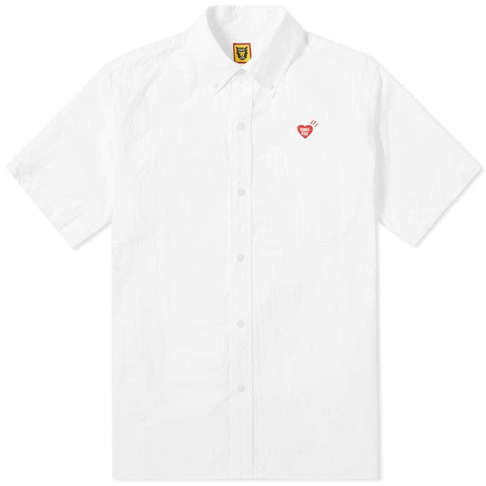 Photo: Human Made Short Sleeve Seersucker Shirt