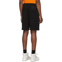 Ksubi Black Subscribe Shorts