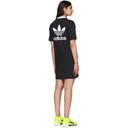 adidas Originals Black 3-Stripe Dress