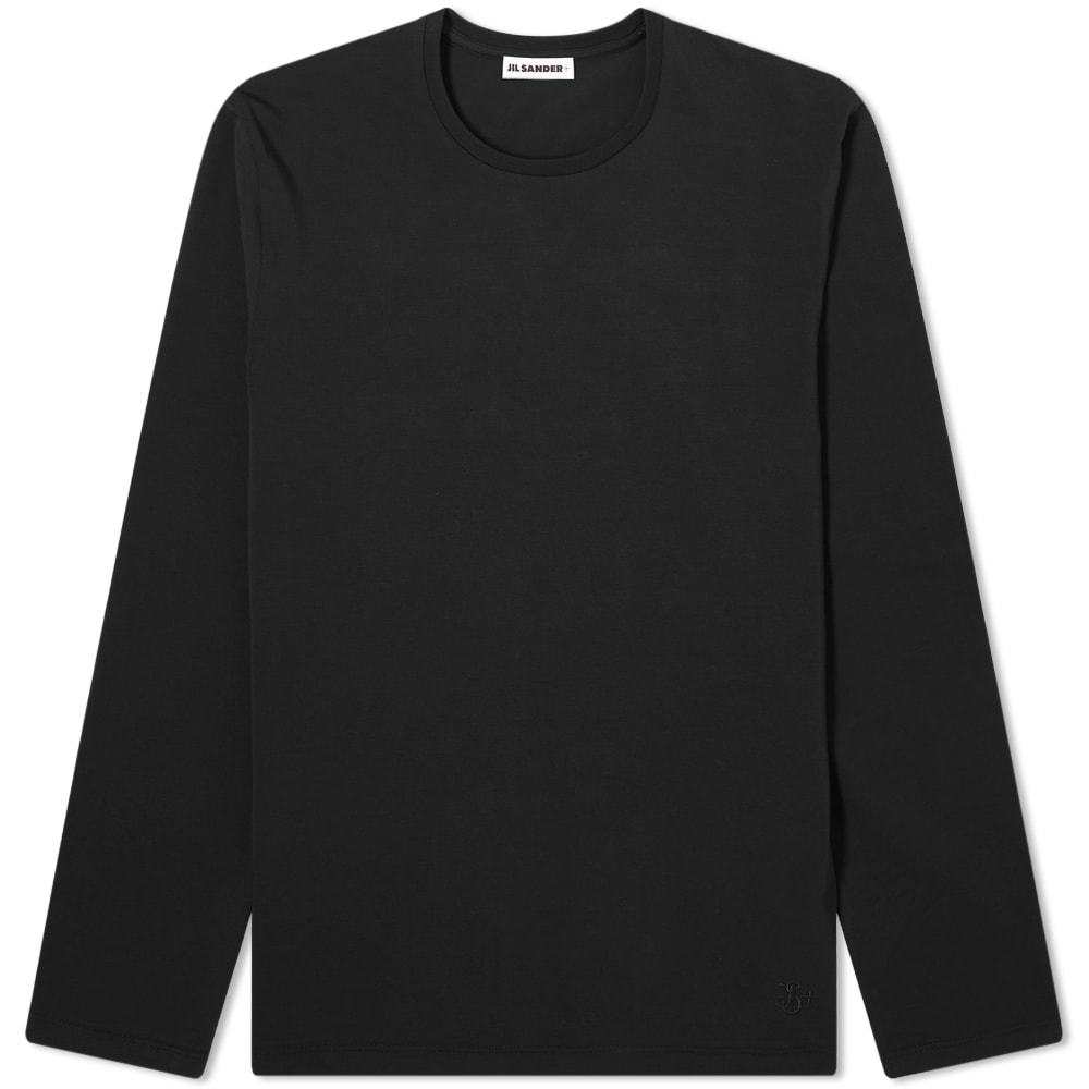 Photo: Jil Sander Long Sleeve Plus Tee