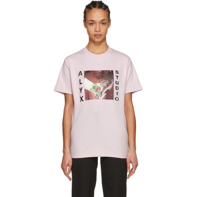 Alyx Pink Visual Edition Powerpuff T-Shirt