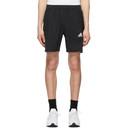 adidas Originals Black Aeroready 3-Stripes Shorts