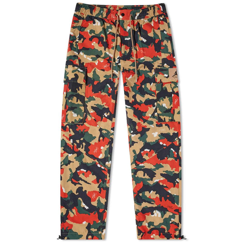 Air Jordan Flight Heritage Camo Cargo Pants