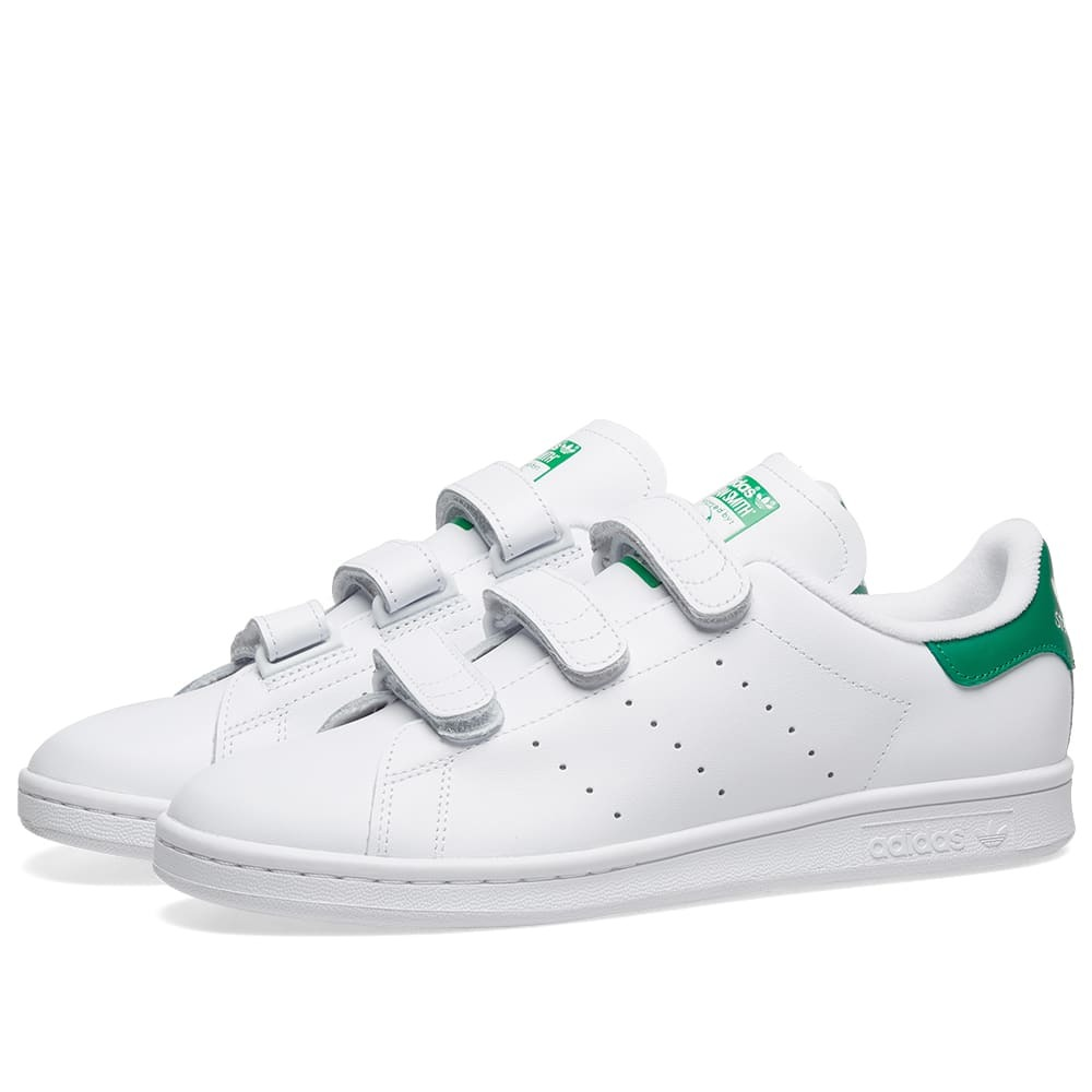 Adidas Stan Smith CF White & Green