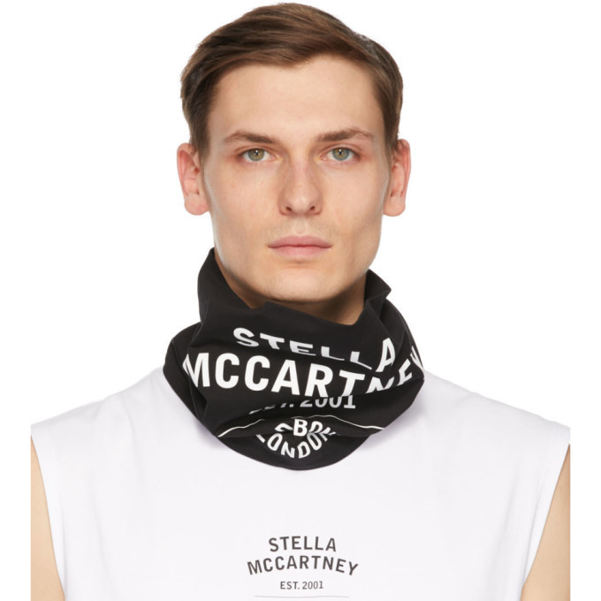 Photo: Stella McCartney Black Shared OBS 23 Bandana