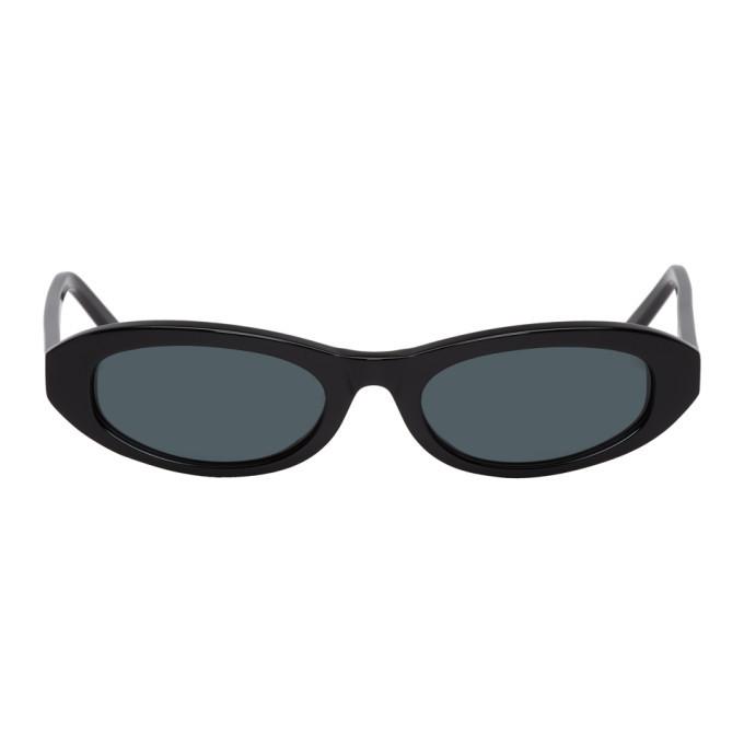 Photo: Roberi and Fraud Black Baby Betty Sunglasses