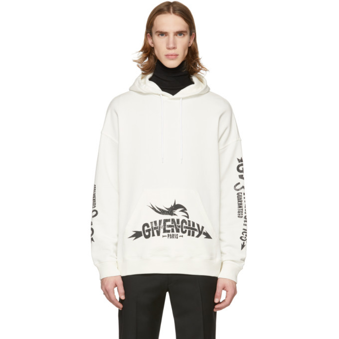 Photo: Givenchy Off-White Taurus Hoodie